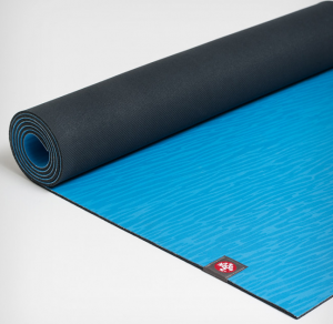 Mata do jogi Manduka eKO Thru Blue 4 mm
